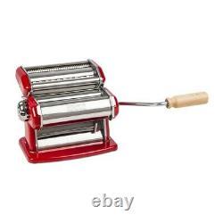 Imperia Manual Pasta Machine Red DA426