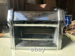 Imperia R220 Pasta Maker Machine w / cutter 2mm And 4mm