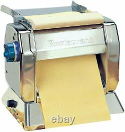 Imperia RBT 220 Electronic Motorized Automatic Pasta Maker Roller Machine 220v