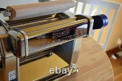Imperia RMN 220 Electric Pasta Machine & Cutters Excellent