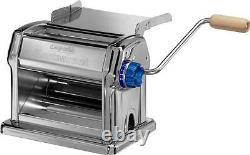 Imperia RMN 220 Manual Italian Pasta Machine Maker Dough Roller For Pro Usage