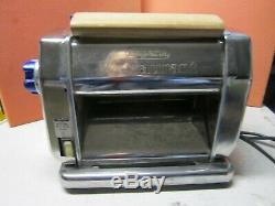 Imperia Restaurant Electric Pasta Machine Maker RMN 120V, 290W For Parts