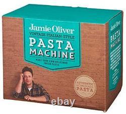 Jamie Oliver Pasta Machine, Chrome