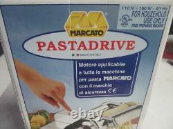 MARCATO PASTA DRIVE ATTACHMENT 150mm 6 180mm 7 Pasta Maker MACHINE