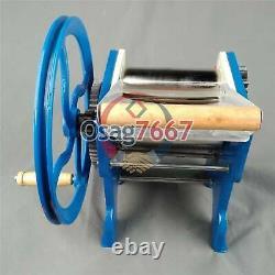 Manual hand Noodle machine Pasta Dumpling Skin Maker Machine Commercial