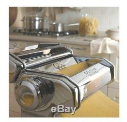 Marcato Atlas 150 Pasta Stainless Steel Machine Wellness Spaghetti Noodle Cutter
