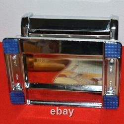 Marcato Atlas 150 Roller Pasta Maker Machine Noodle Spaghetti Stainless Italy