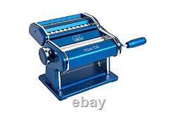Marcato Atlas 150 blue pasta machine