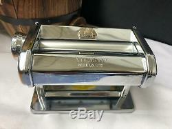 Marcato Atlas 150 pasta machine Chrome, Silver Wellness Super Fast Delivery UK