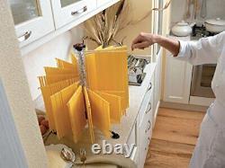 Marcato Atlas Light Alloy 150 Pasta Maker Machine, Green