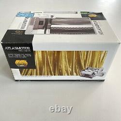 Marcato Atlas Motor Wellness Electric Pasta Maker Machine