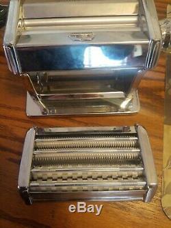 Marcato Atlas Motor and Wellness Pasta Machine