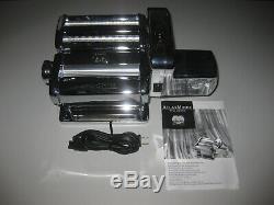 Marcato Atlas Motor and Wellness Pasta Machine Pastadrive EXCELLENT Condition