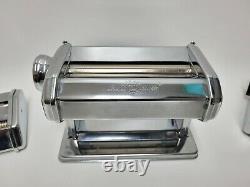 Marcato Atlas Multipast 5 Pasta Maker Machine Lasagna Ravioli Spaghetti Taglioli