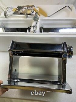 Marcato Atlas Pasta Machine 150 & Attachments Made in Italy
