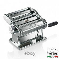 Marcato Atlas Wellness Adjustable 150mm Pasta Making Machine Made In Italy 2700
