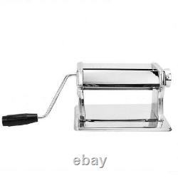 Metal Polymer Clay Press / Pasta Machine for Clay 7 Levels Adjustable