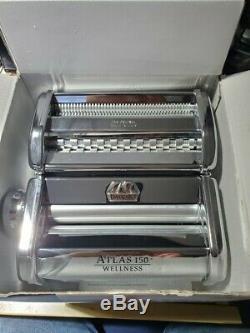 NEW MARCATO ATLAS 150 WELLNESS PASTA MAKER MACHINE New In Open Box