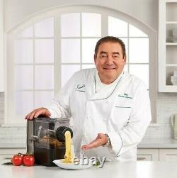 NIB Emeril Lagasse Pasta & Beyond Pasta Machine 4-in-1