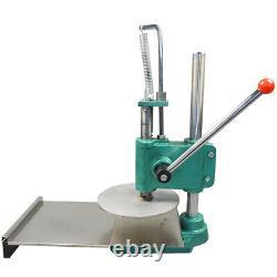 New 22CM Household Pizza Dough Pastry Manual Press Machine Pasta Maker