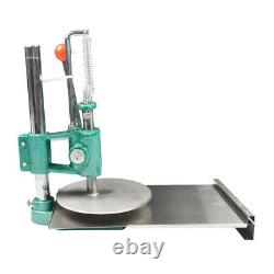 New 7.8inch Household Pizza Dough Pastry Manual Press Machine Pasta Maker