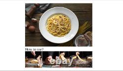 New Atlas 150 pasta machine Chrome, Silver Wellness UK