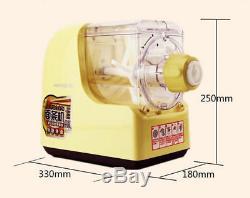 New Electric Auto Noodle Maker Dough Mixer Spaghetti Pasta Dumpling Machine 220V