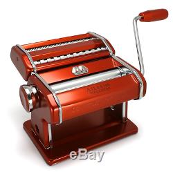 New Marcato 150 Design Atlas Pasta Machine Manual Spaghetti Ravioli Noodle Italy