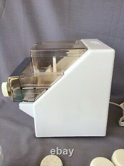 Osrow X2000 Electric Pasta Machine Mixer Maker Complete with11 Dies & Instructions