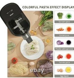 Pasta And Noodle Maker Machine GEKER Pasta Maker Automatic Electric, Noodle 6