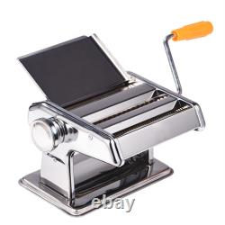 Pasta Machine Manual Pasta Machine Made Of Stainless Steel For The Preparation