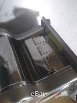 Pasta Maker, 110V Electric Noodle Press Machine Spaghetti Pasta Maker Commercial