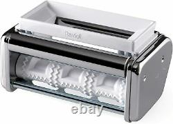 Pasta Making Machine Marcato Atlas Stainless Steel 150 Ravioli Attachment Silver
