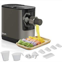 Pasta and Noodle Maker Machine GEKER Pasta Maker Automatic Electric, Noodle with