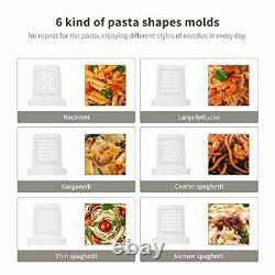 Pasta and Noodle Maker Machine Pasta Maker Automatic Electric, Noodle Maker