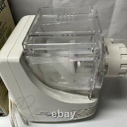 Popeil Automatic Pasta Maker #9012 1993 Working Food Preparer Machine