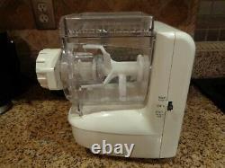 Popeil Automatic Pasta Maker Machine Model P400 Food Preparer Clean