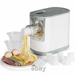 Razorri Electric Pasta and Noodle Maker Automatic Pasta Machine Compact Siz