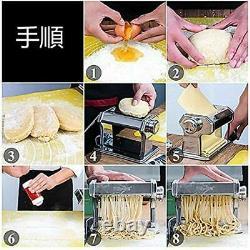 SEISSO Noodle Maker Machine Japanese Udon Soba Pasta maker washable Japan