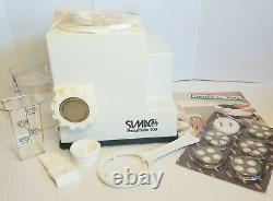SIMAC 700 PastaMatic Electric Pasta Maker Machine 8 Disks Instructions Included