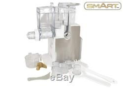 SMART Pasta Making Machine Bundle Free Cheese Grater Fully Automatic SPM400-SS