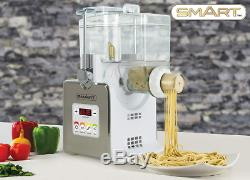 Smart Pasta Making Machine Bundle Free Cheese Grater Fully Automatic SPM3000 NEW
