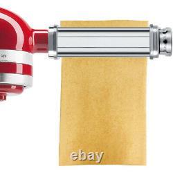 Spaghetti Fettuccine Pasta Maker Machine Attachment for KitchenAid Stand Mixer B