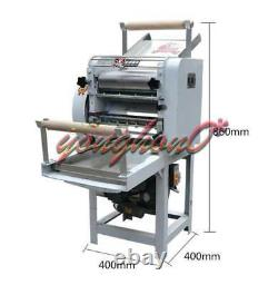 Stainless Steel Commercial 220v Electric 230mm Pasta Press Maker Noodle Machine