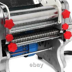 Stainless Steel Electric Pasta Press Maker Noodle Machine For Home Commercial HG