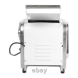 Stainless Steel Electric Pasta Press Maker Noodle Machine For Home Commercial RH
