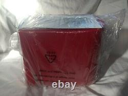 Todd English Vertical Release Electric Pasta Machine Model Tepm1 Red New Nob