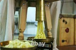 Torchio Bigolaro Hand Press Pasta Maker Bottene Italy Noodle Machine