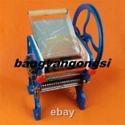 US Mult-functional Manual Noodle machine Pasta Dumpling Skin Maker Machine