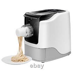 VIVOHOME 110V Electric Automatic Pasta Ramen Noodle Maker Machine with 13 Shapes